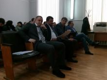 Артем Сафиуллин Оренбургский городской Совет