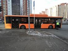 автобус 20 в Оренбурге
