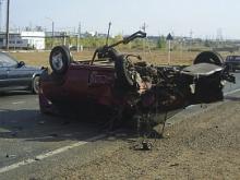 авария Оренбург