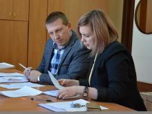 Александр Колыбельников на должность мэра Оренбурга