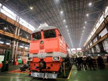 Оренбургский локомотиворемонтный завод