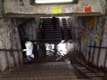 подземный переход Оренбург