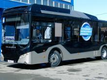 новый Волгабус в Оренбурге