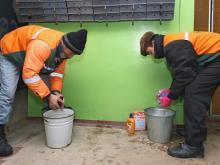 уборка подъезда в жилищные услуги