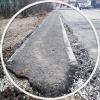 тротуар на Липовой