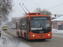 троллейбус Оренбург